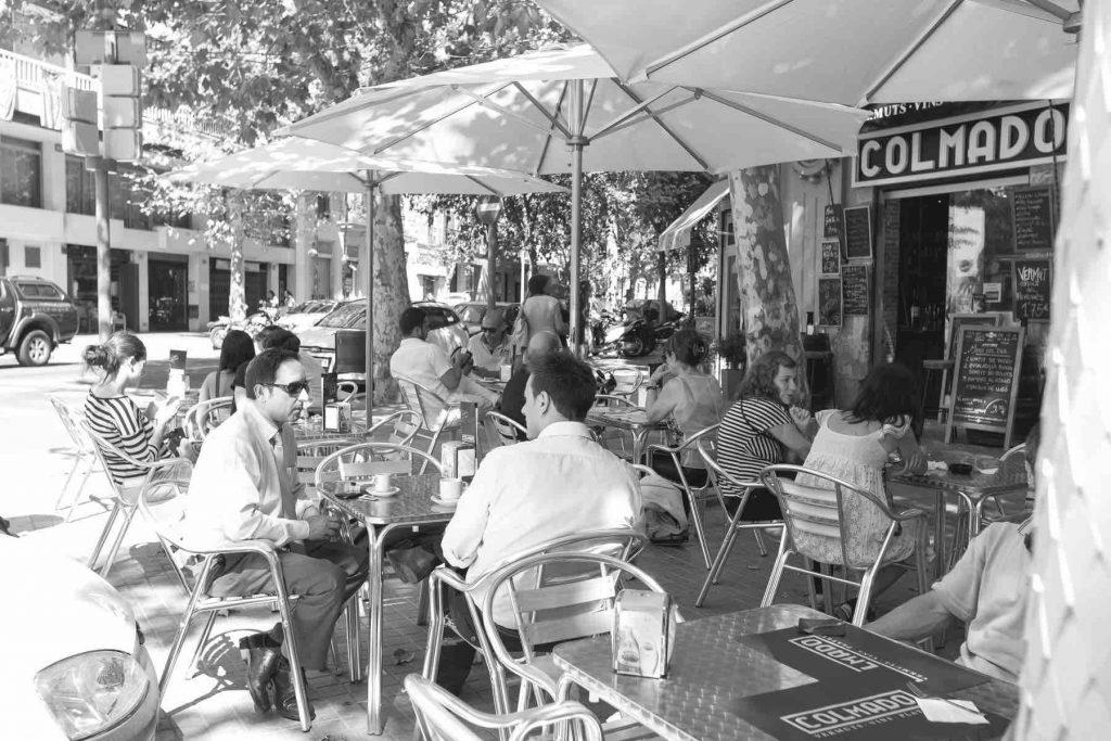 Terrassa Colmado Barcelona, Vermuteria Gastronòmica & Restaurant de tapes